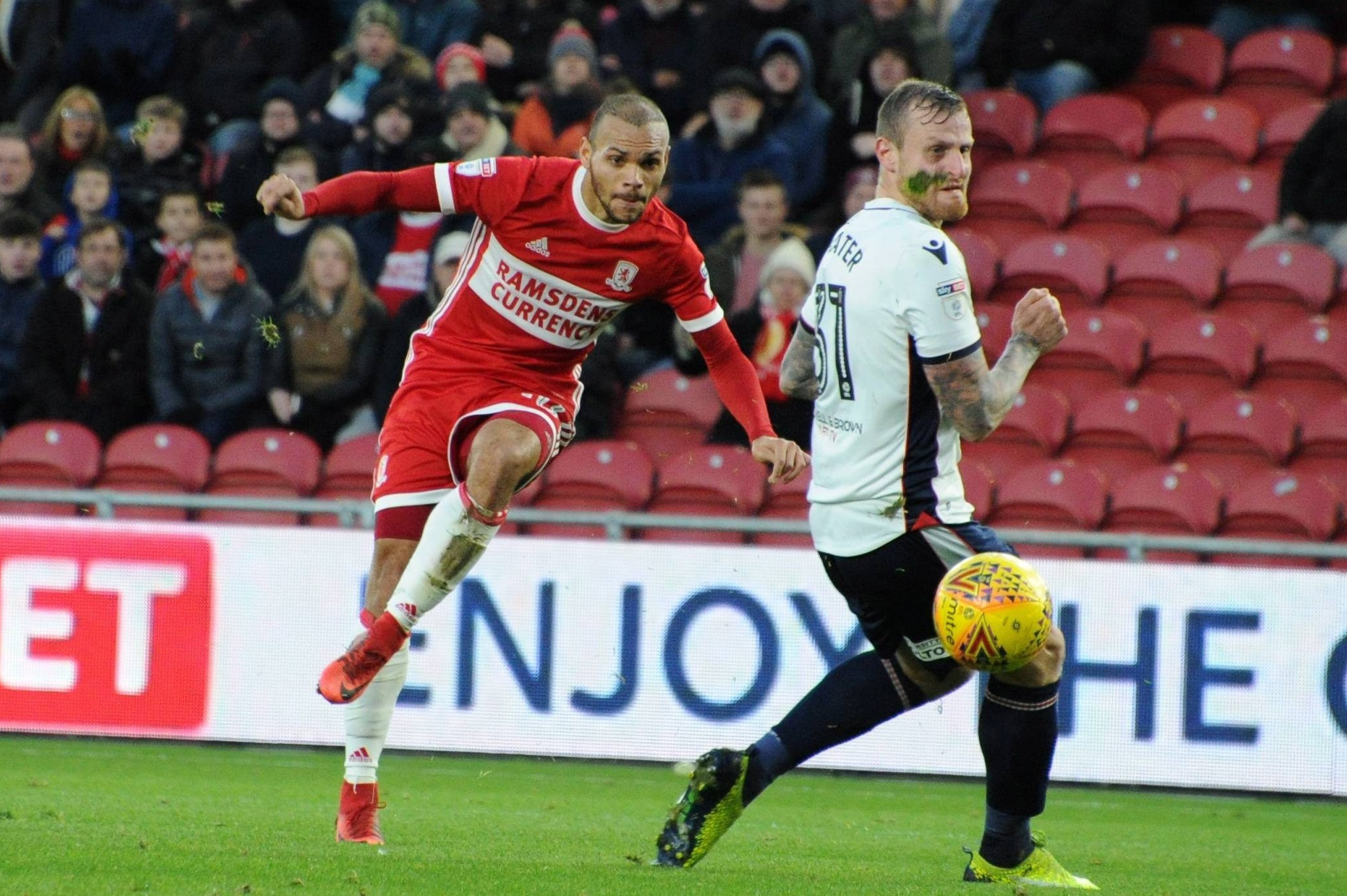 Middlesbrough forward will be offered an Italian job