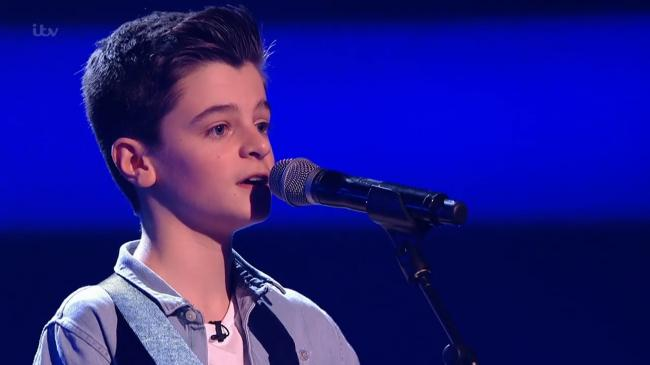 Durham teen performs with hero after impressing TV judges with Springsteen song