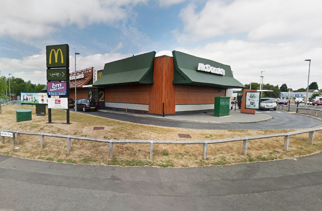Police called out to brawl at McDonalds restaurant in Darlington