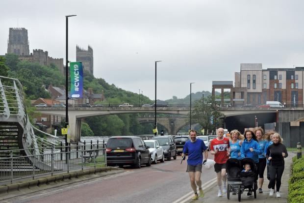 Durham Running Festival takes place next month, will feature several  free themed runs