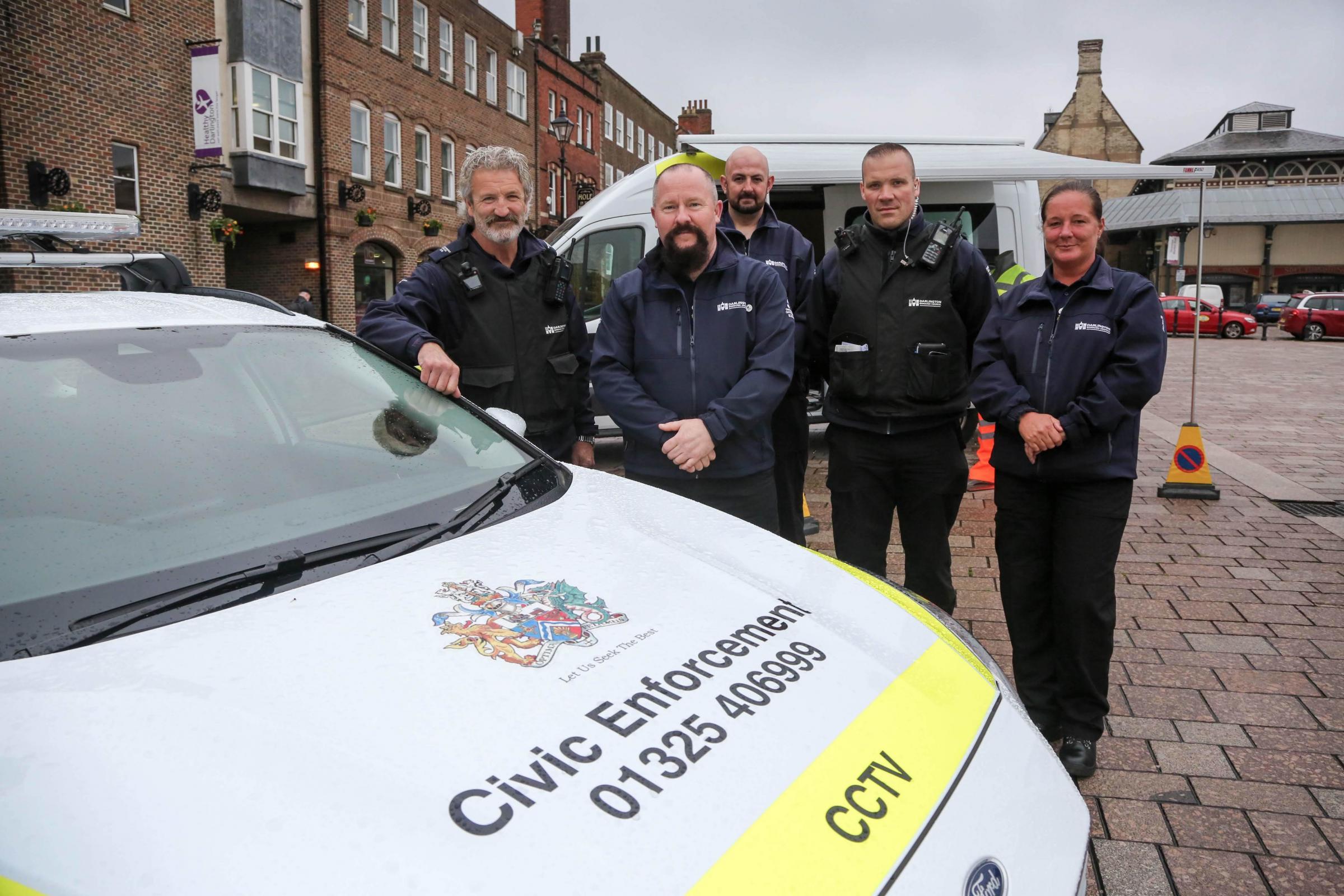 Darlington Community Safety Team to tackle anti-social behaviour