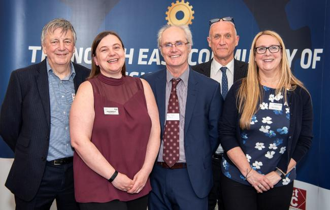 The North East Community of Professional Engineers has been launched in the Tees Valley