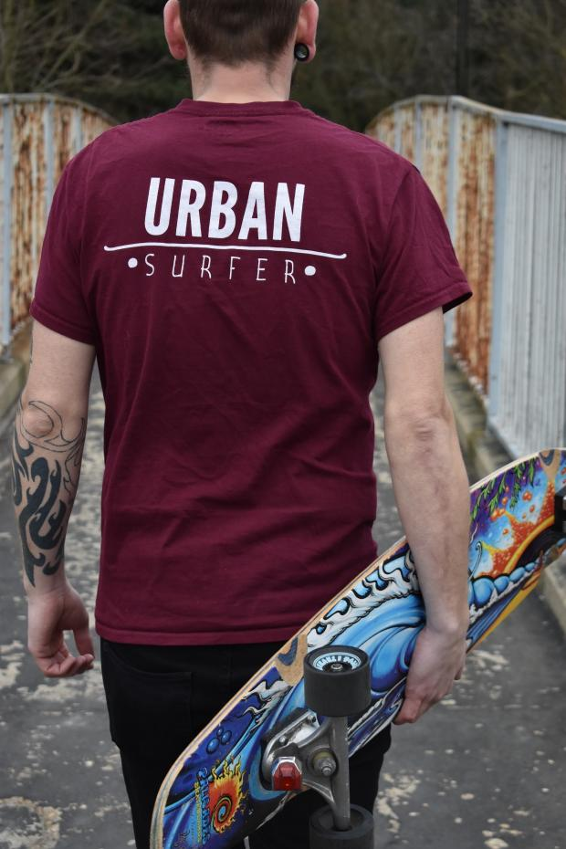 The Northern Echo: Karl Smith is riding a wave of success with his business Urban Surfers