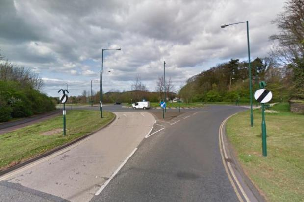 A171 was closed due to accident near Guisborough Picture: GOOGLE