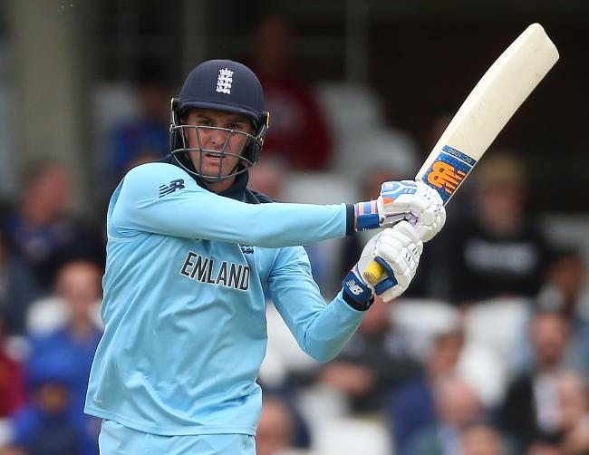 Jason Roy's return from injury has been crucial, with England due to take on New Zealand at Emirates Riverside tomorrow