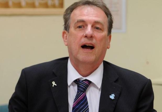 Barry Coppinger, Cleveland Police and Crime Commissioner. Picture: Evening Gazette (Katie Lunn).