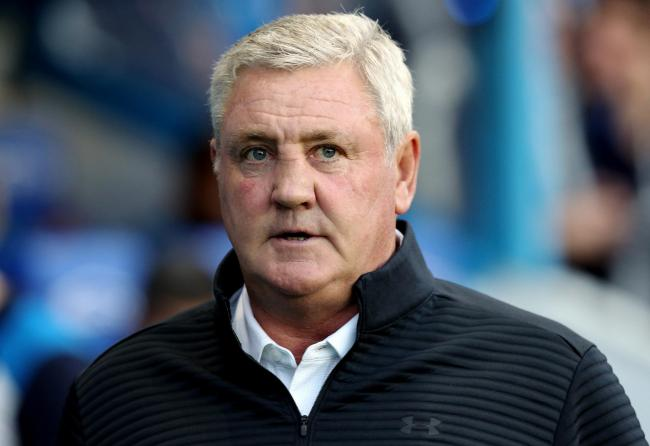 Steve Bruce is close to being confirmed as Newcastle United's new manager