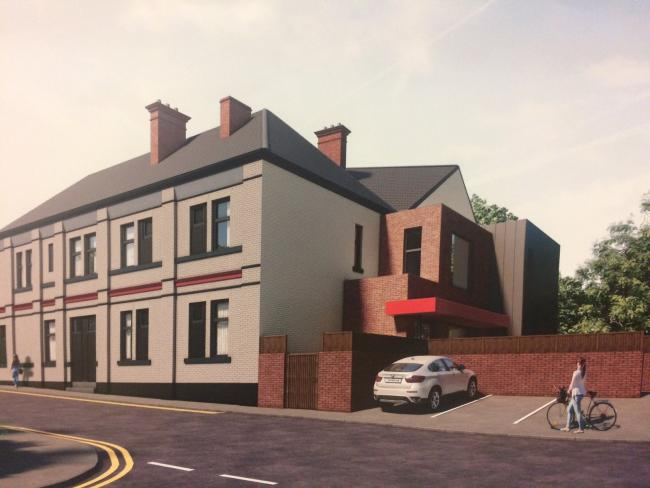 Developers want to extend and renovate the former pub, on Clarence Street, Spennymoor