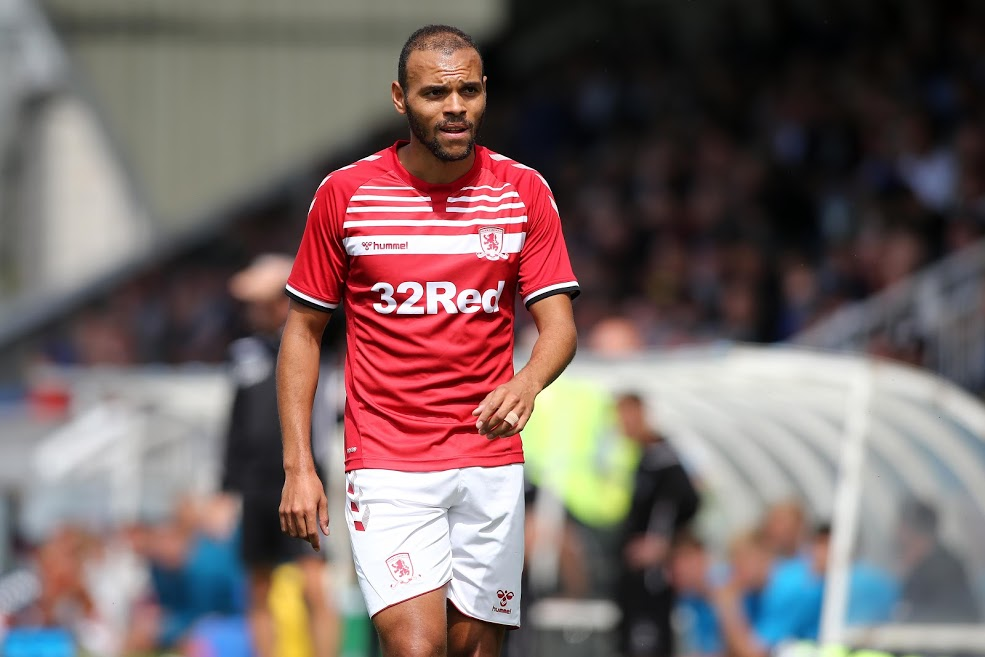 Jonathan Woodgate wants to keep Martin Braithwaite at Middlesbrough