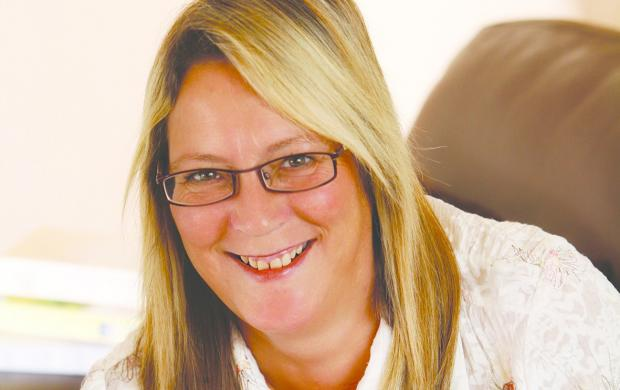 The Northern Echo: Cllr Tina Large. Picture: Stockton Council