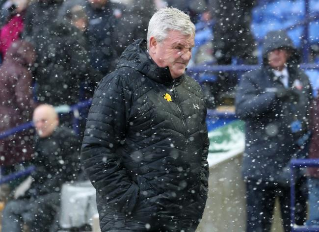 Steve Bruce is set to be appointed as Newcastle United's new manager after leaving his previous position in charge of Sheffield Wednesday