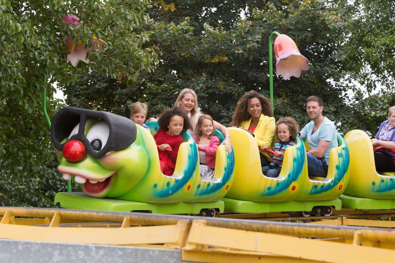 Win tickets to Lightwater Valley this summer
