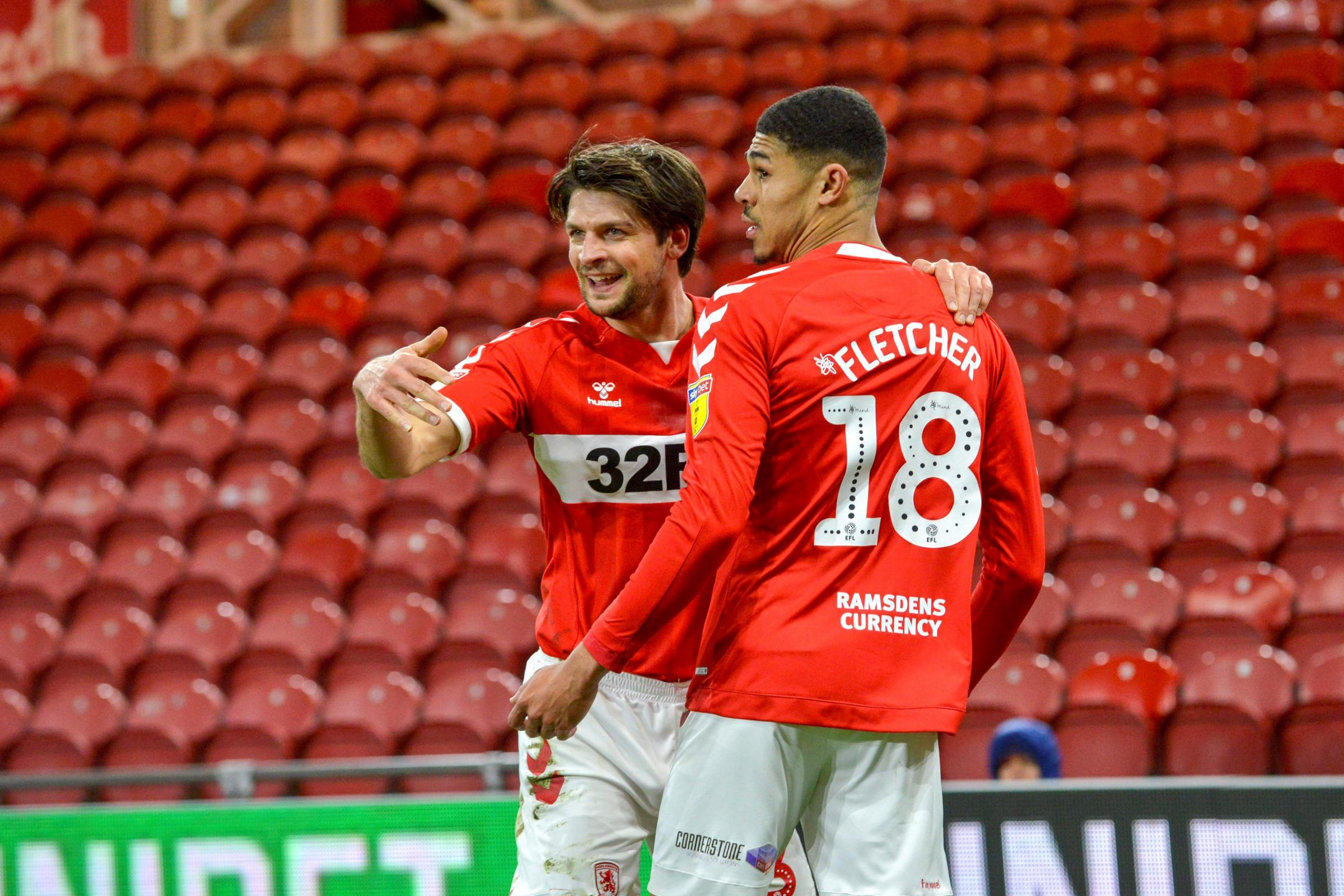 Woodgate reveals who is Middlesbrough's captain and discusses Braithwaite