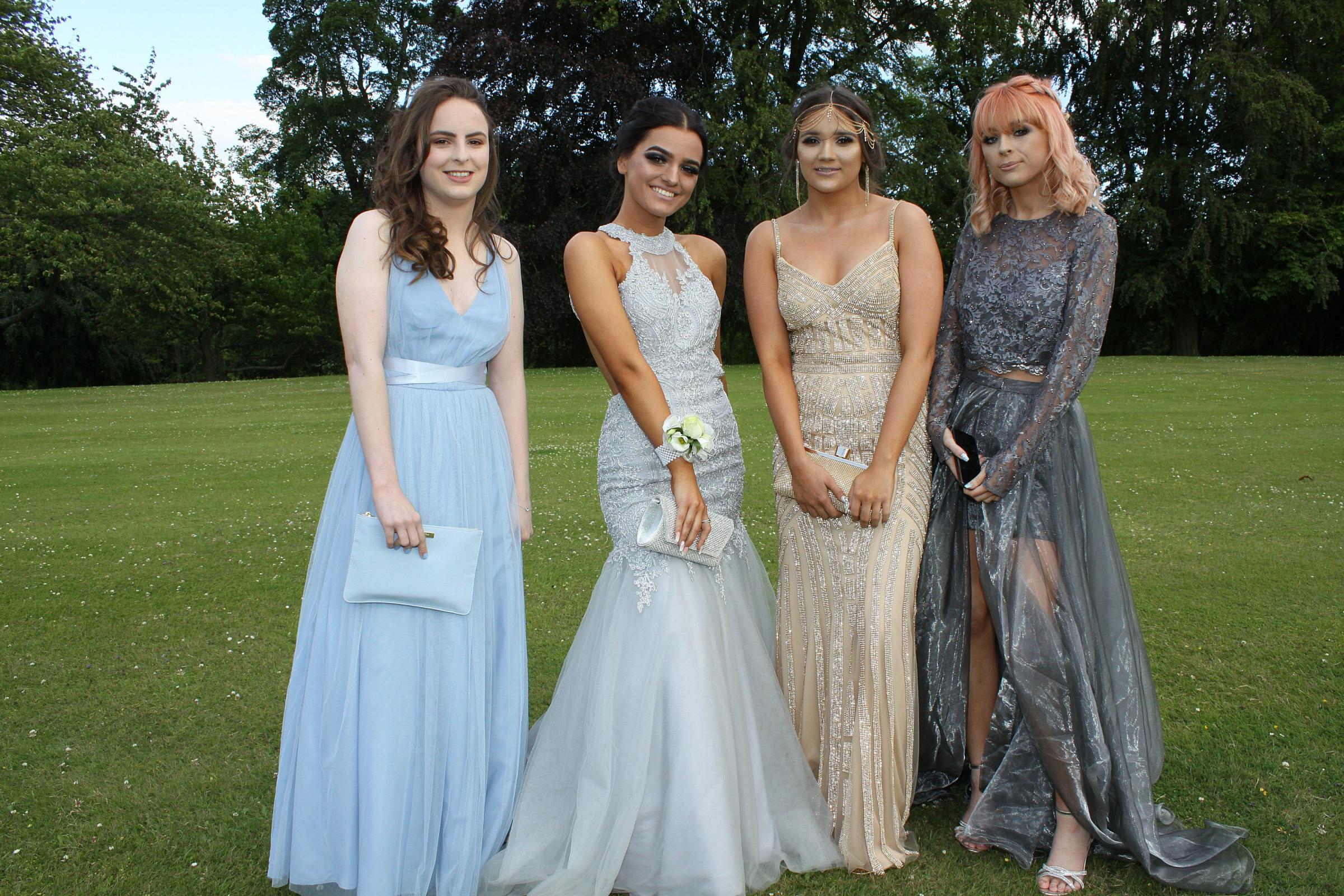 Prom Pictures: The King's Academy, Coulby Newham, Year 11