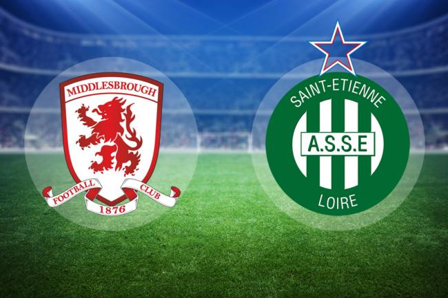 LIVE: Middlesbrough v St Etienne