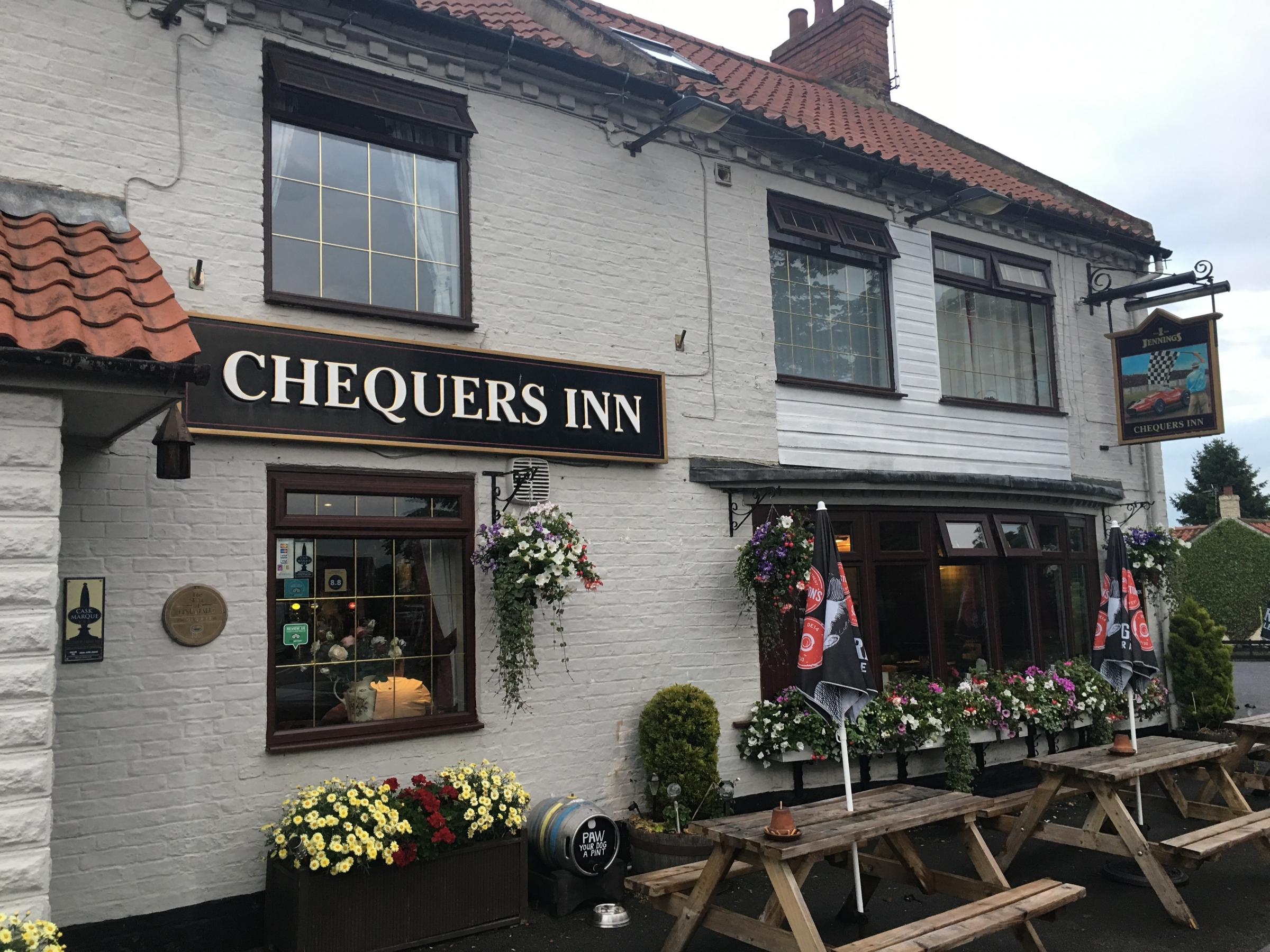 Review The Chequers Inn Dalton On Tees Near Darlington