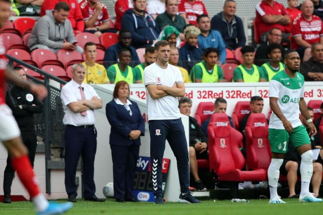 Woodgate prepared for anything as Boro boss as Luton opener