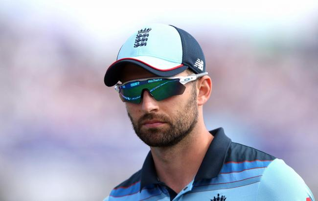 England and Durham's Mark Wood
