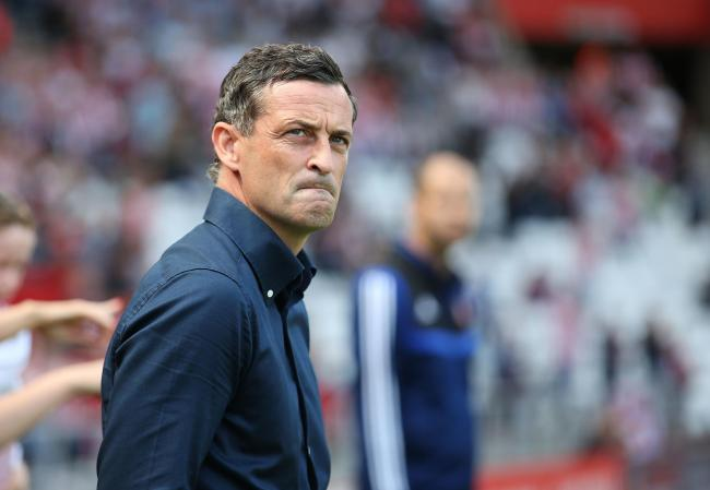 Jack Ross wants to sign a new left-back before the end of the month