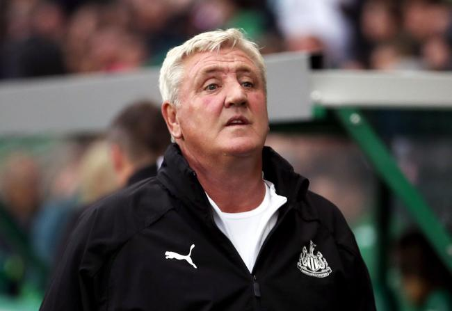 Steve Bruce is delighted Newcastle have won the battle to sign Valentino Lazaro from Inter Milan