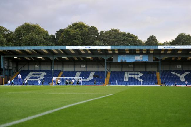 Bury s Carabao Cup match against Sheffield Wednesday next Tuesday has been suspended