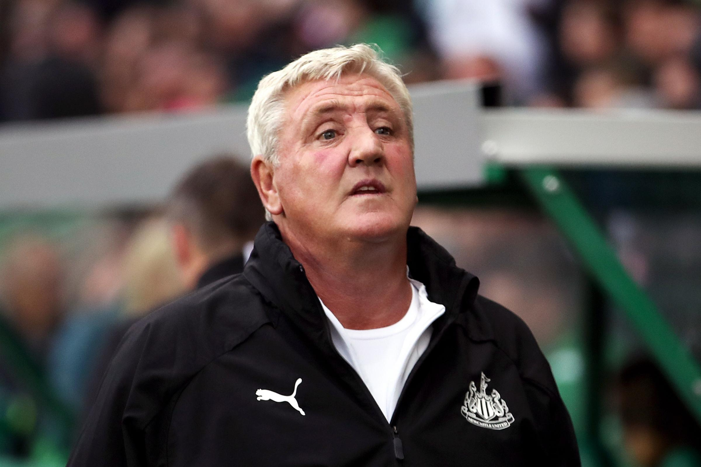 Steve Bruce reveals Saint-Maximim worry and explains Willems decision in Newcastle's defeat to Arsenal