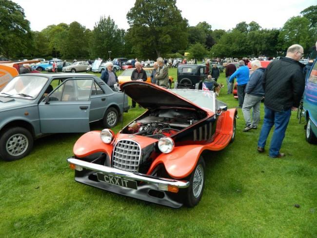 Classics on Show celebrated a record turnout