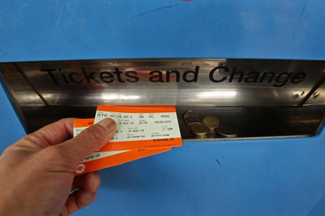PRICE RISE: The annual increase in rail fares is always controversial