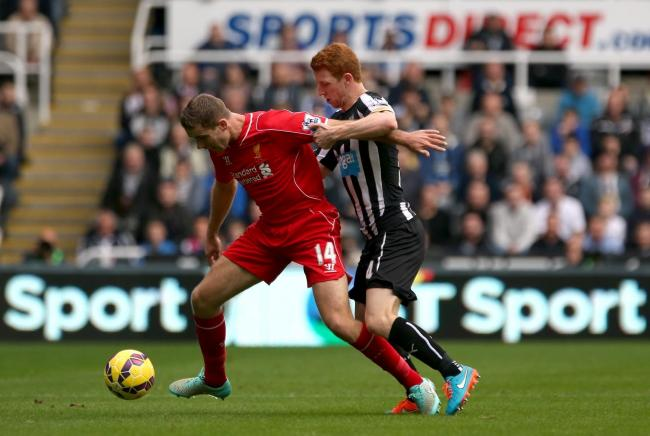 Jack Colback was not included in the 25-man squad list that Newcastle United submitted to the Premier League last week