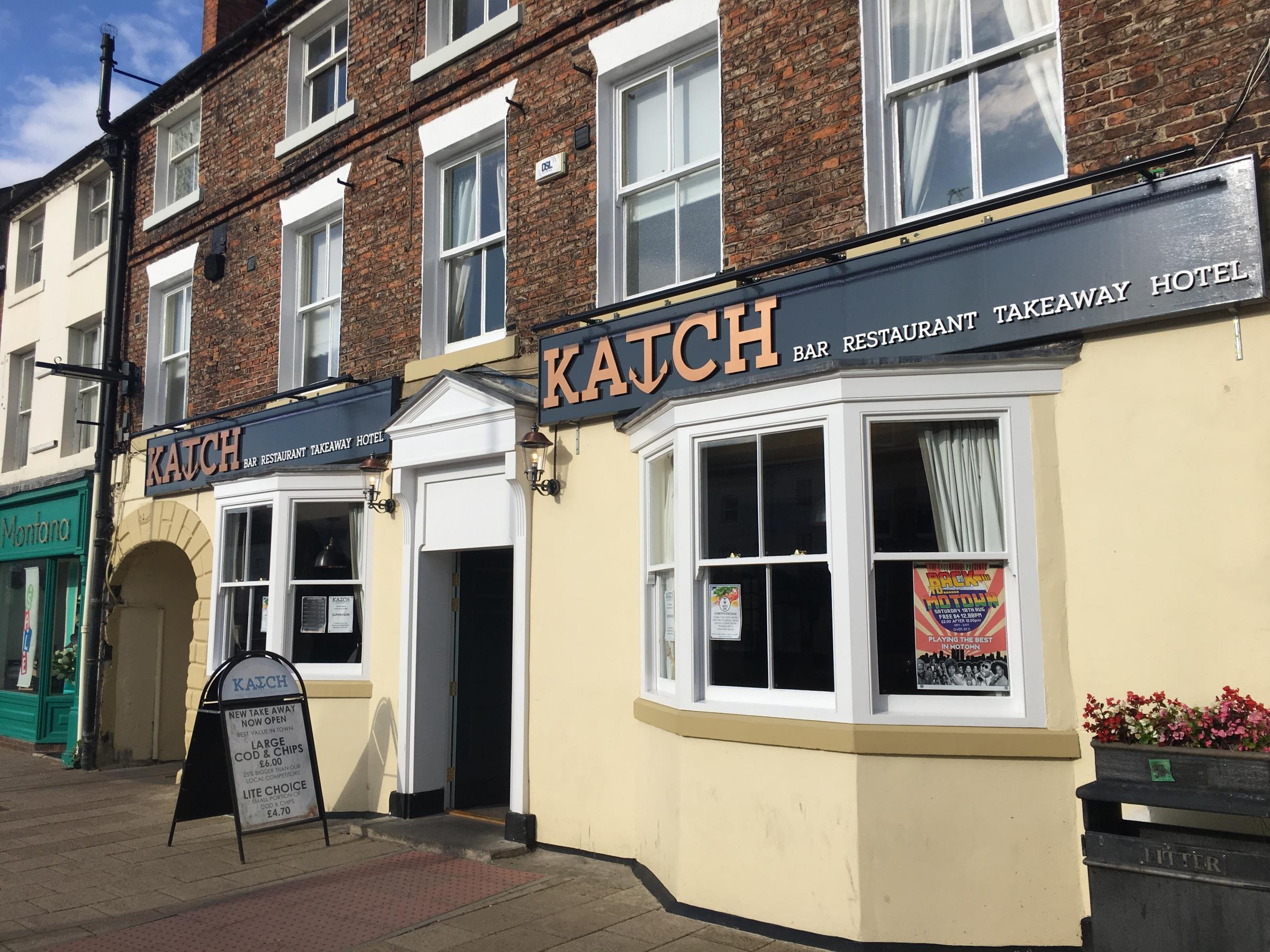Review Katch Northallerton The Northern Echo
