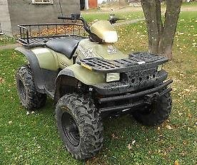 The quad bike was stolen from a farm off Pelton Fell Road, in Chester-le-Street