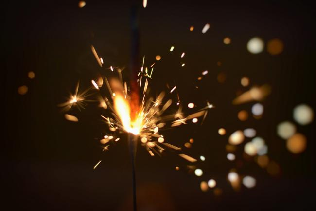 Police saw sparks fly as a speeding driver tried to flee Picture: PIXABAY