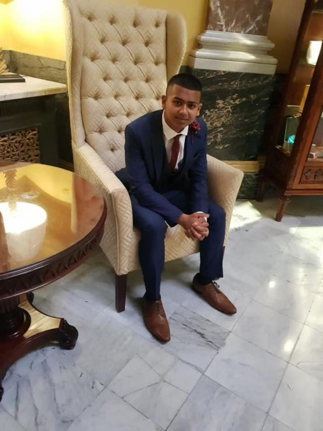 Sam Uddin, who died in a crash on the A66 on Friday