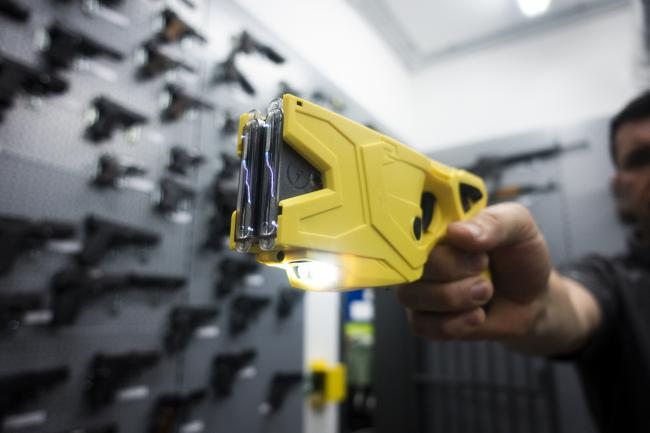 The X2 tasers are going to be rolled out to all frontline officers in Durham Constabulary during the next 12 months