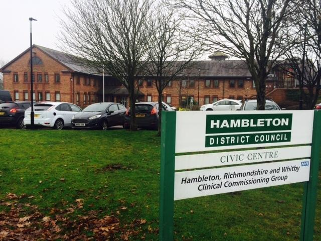 The meeting will take place at Hambleton Civic Centre