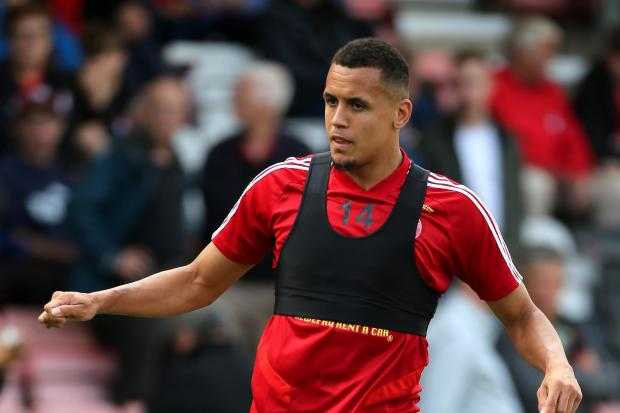 Ravel Morrison joined Middlesbrough on loan from Sheffield United in January