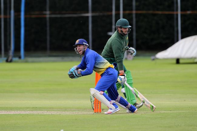 Richmondshire's wicketkeeper Matthew Cowling returns on Saturday