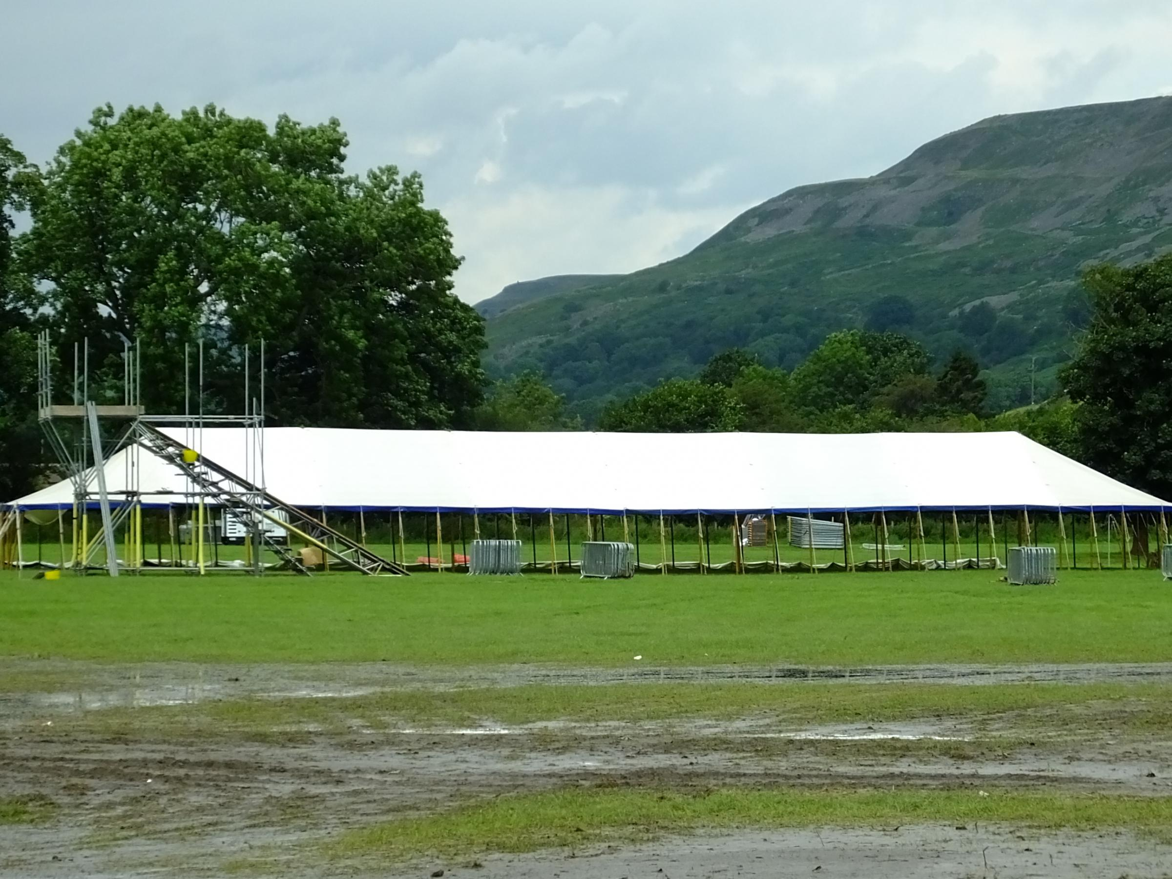 Reeth and Wensleydale agricultural shows go ahead despite recent flooding