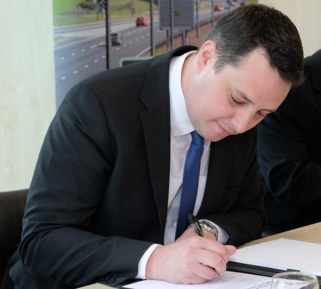 Tees Valley Mayor Ben Houchen