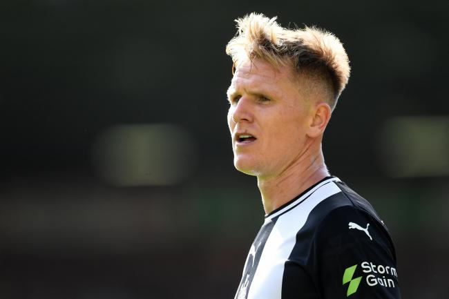 Matt Ritchie faces further spell on the sidelines confirms Newcastle boss