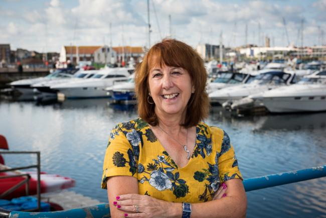 Gill Danby, of Artistry in Leadership, is the new chair of North East England Chamber of Commerce's area committee for Hartlepool
