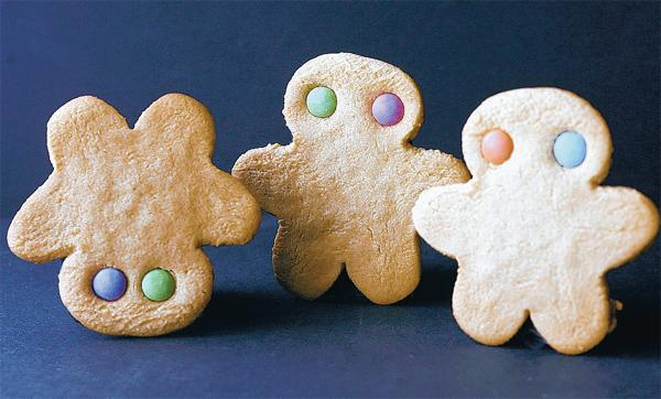 FOOD FOR THOUGHT: Has gingerbread become a gender issue?