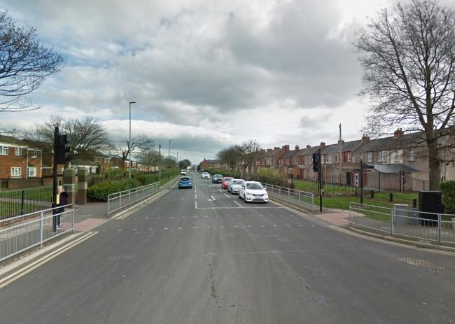 Girl suffers broken ankle after being knocked down by car in