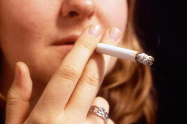 Smoking has been linked with the deaths of four children in County Durham and Darlington Picture: PA