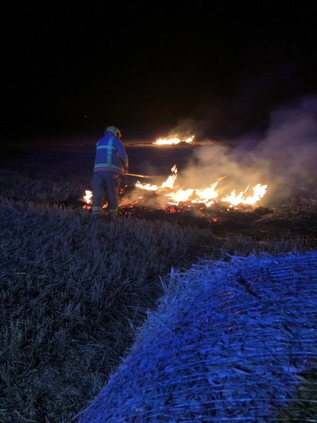 Firefighters were called out to Tudhoe
