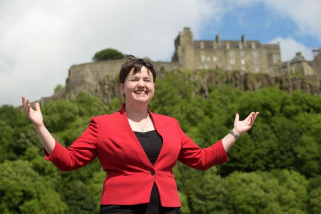 Tories to lose all Scottish seats to SNP in general election