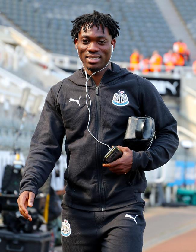 Christian Atsu admits he has to start adding some consistency to his game if he is to reach the levels he feels he is capable of at Newcastle United