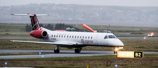 Loganair has announced new routes commencing in 2020 Picture: LOGANAIR/PA WIRE