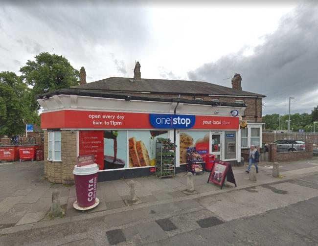 One Stop Shop, Station Road, Eaglescliffe Picture: GOOGLE