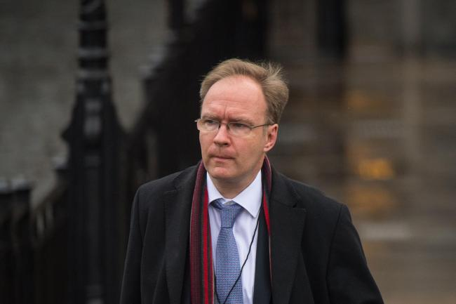 Former UK permanent representative to the EU Sir Ivan Rogers